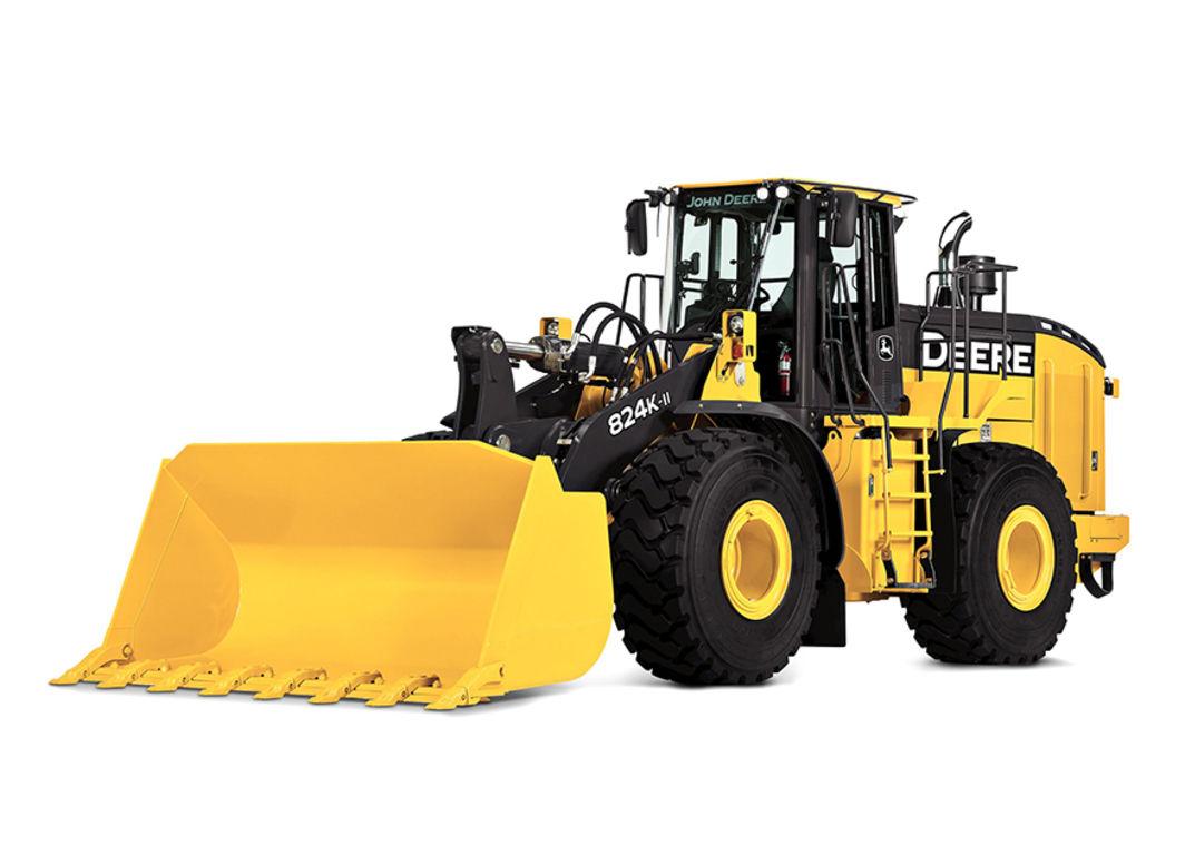Large Wheel Loaders Equipment Image