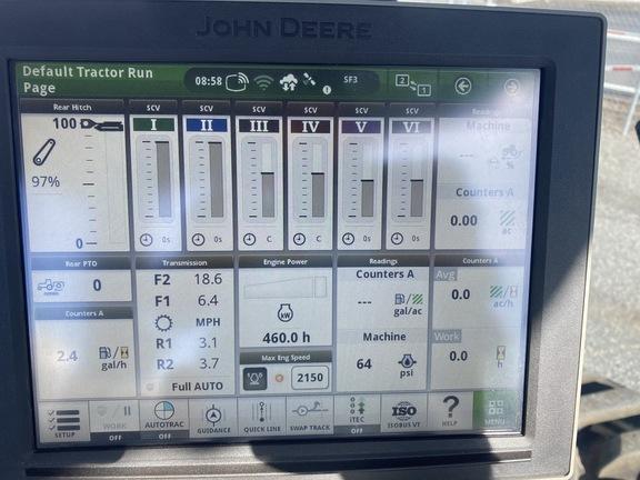 2020 John Deere 8RT410
