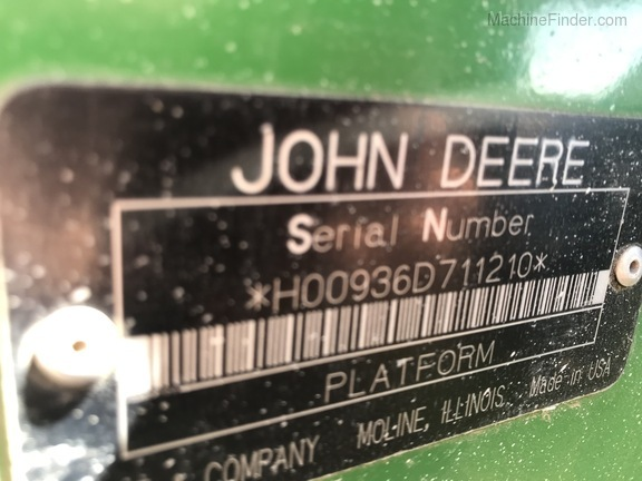 2005 John Deere 936
