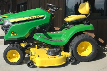 X380 Lawn Tractor