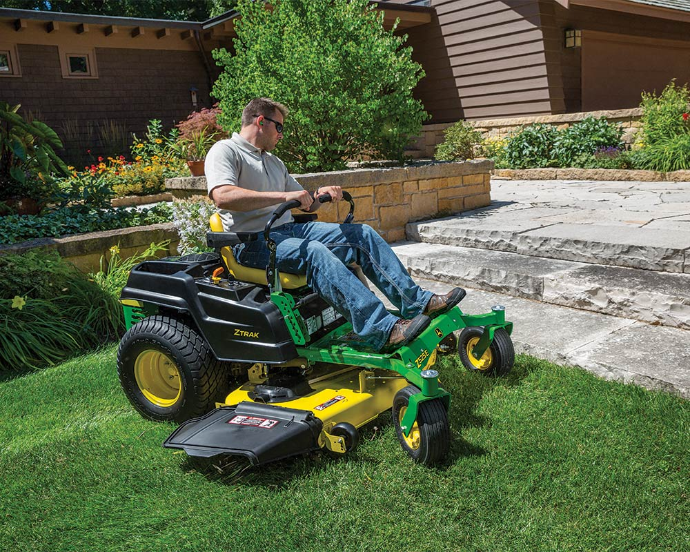 Zero Turn Mowers Equipment Image