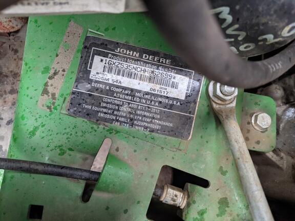 John Deere Z535M