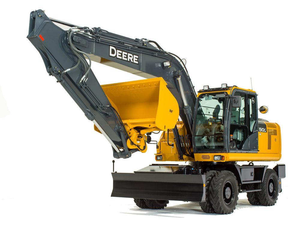John Deere 190G W