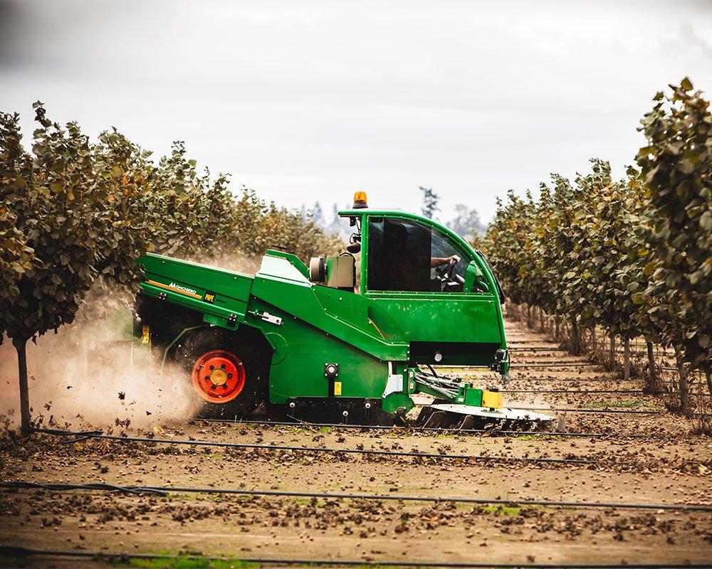 Nut Harvesting Equipment Image