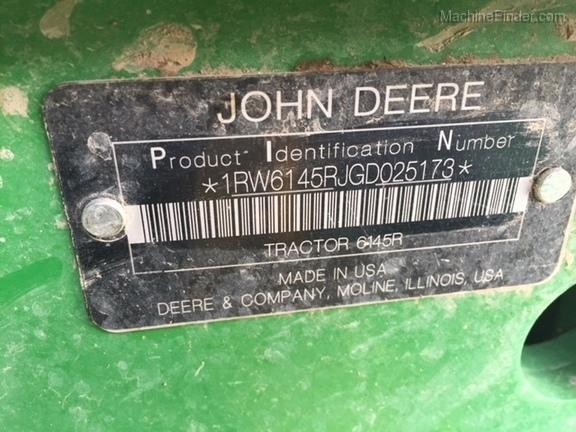 John Deere 6145R