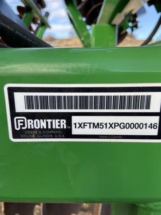 2016 Frontier TM5118