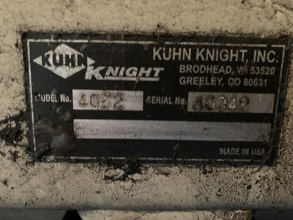 Kuhn 4052