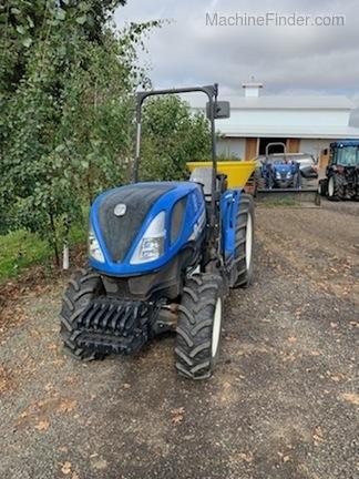 2018 New Holland T4.80V
