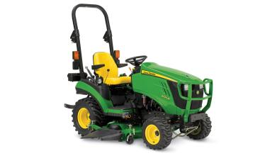 Compact Utility Tractors Equipment Image