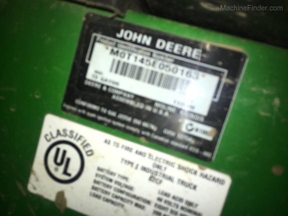 2010 John Deere 4X2TE
