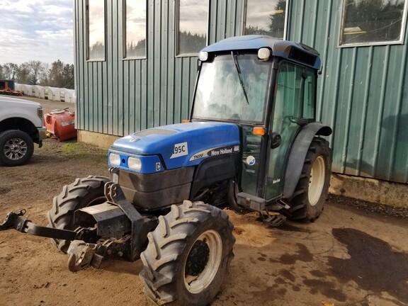 2007 New Holland TN95A