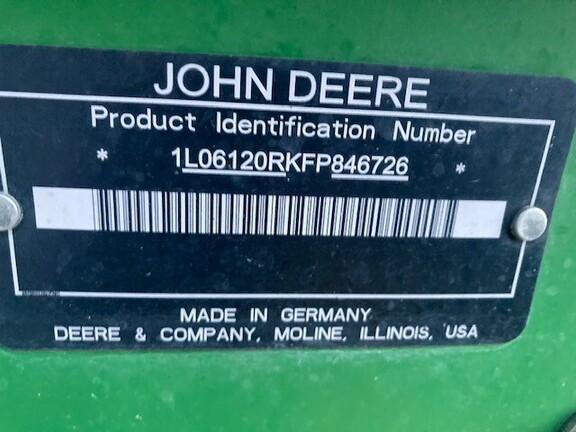 2016 John Deere 6120R