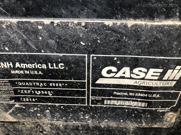 2014 Case 550