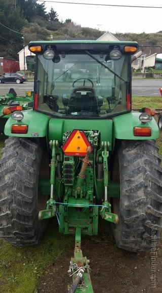 2007 John Deere 7930