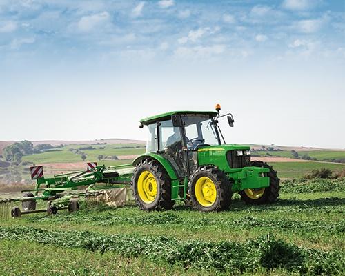 5E Series Utility Tractors Equipment Image