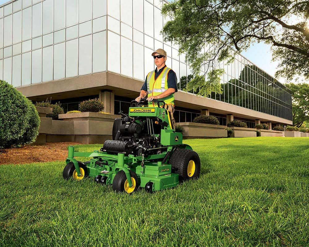 Quiktrak Mowers Equipment Image