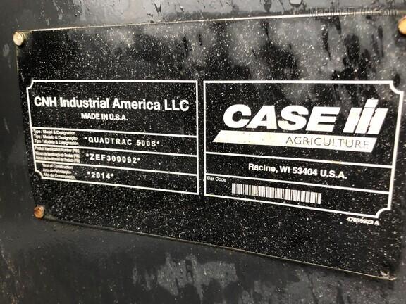 2014 Case 500