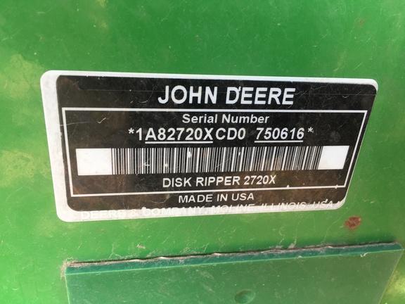 2013 John Deere 2720
