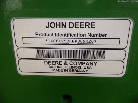 2014 John Deere 6125R