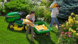 lawn tractor attachments