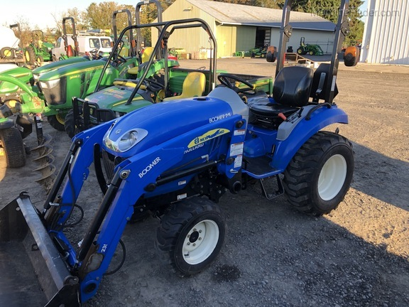 2012 New Holland BOOM25