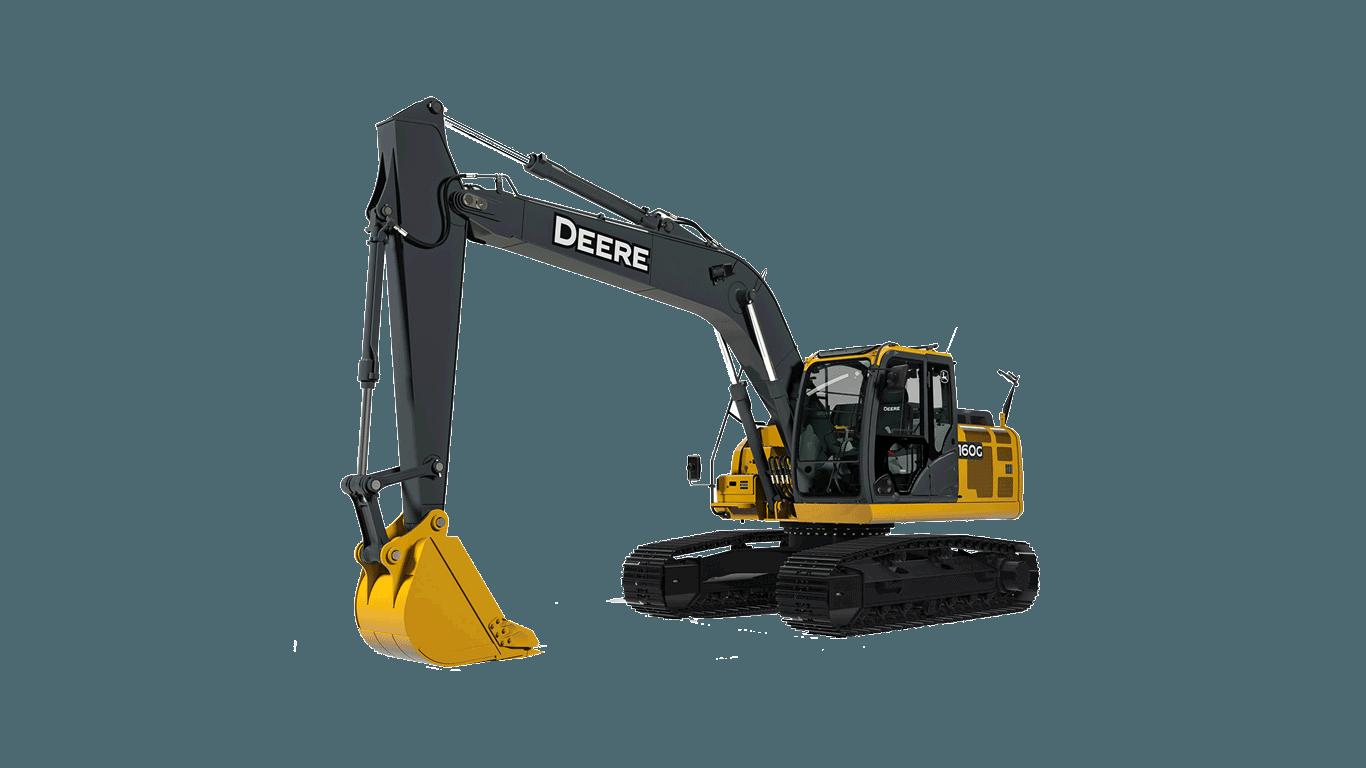 John Deere 160G LC