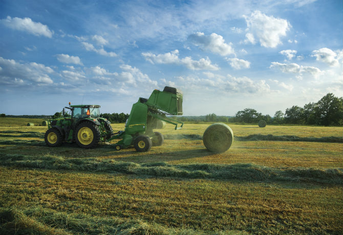 Silage Special Round Balers Equipment Image