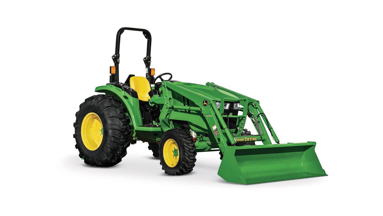 New John Deere Compact Tractor