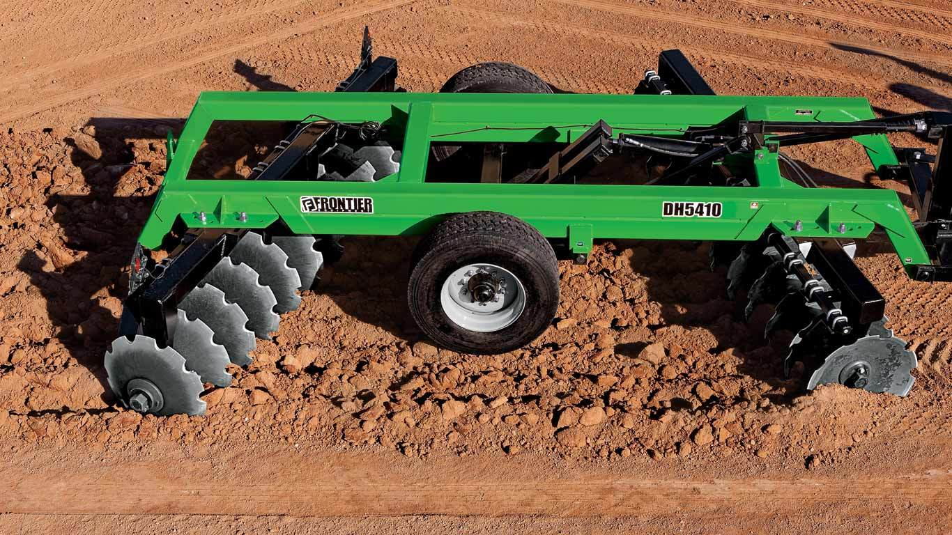 John Deere DH54 Series