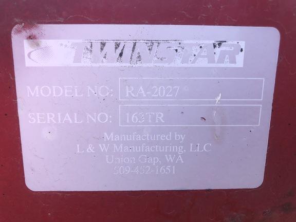 2001 Twinstar 2027