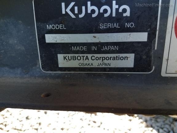 2006 Kubota F3680
