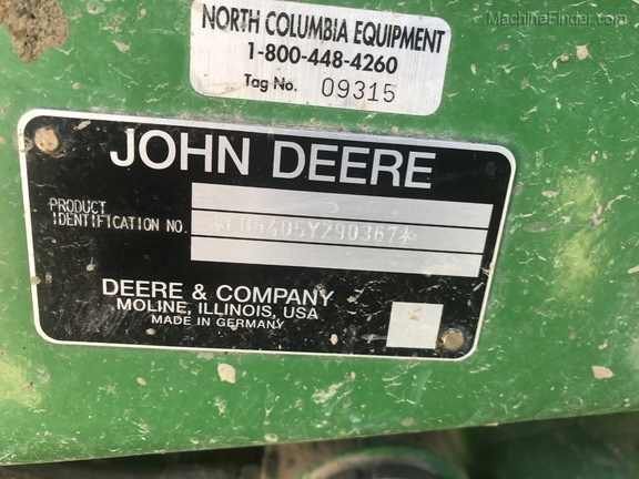 2000 John Deere 6405
