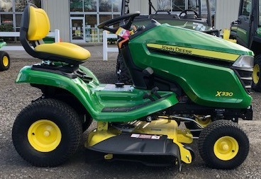X330 Lawn Tractor