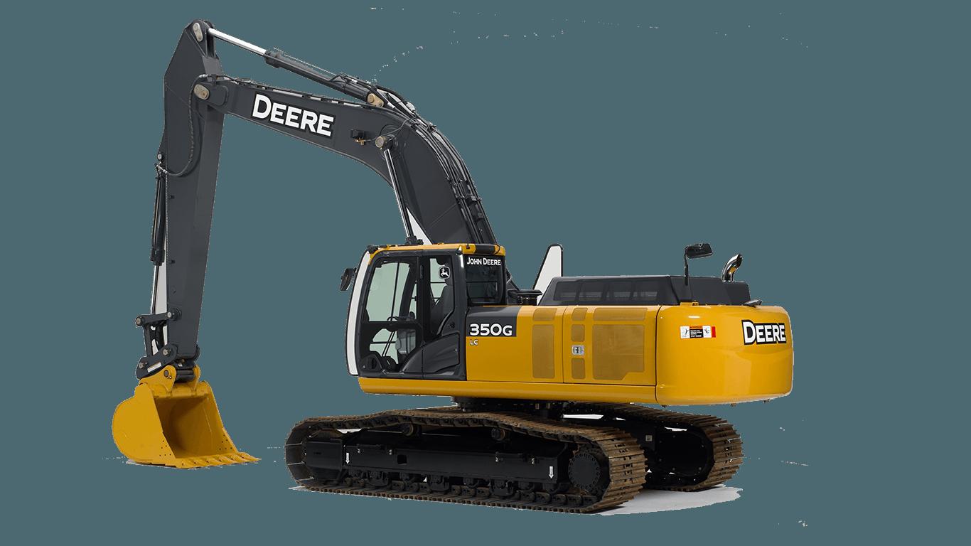 John Deere 350G LC