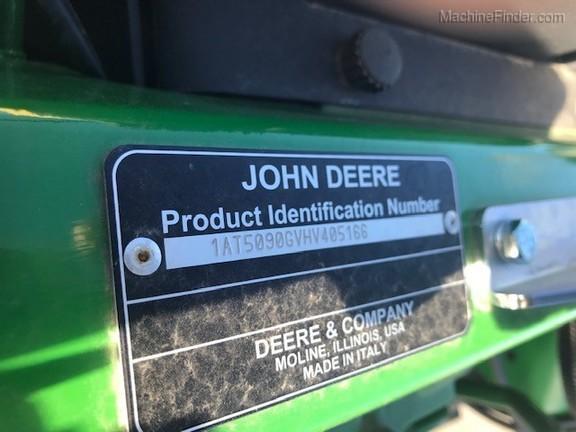 2017 John Deere 5090GV