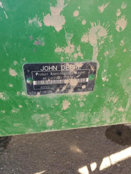 2004 John Deere 4995
