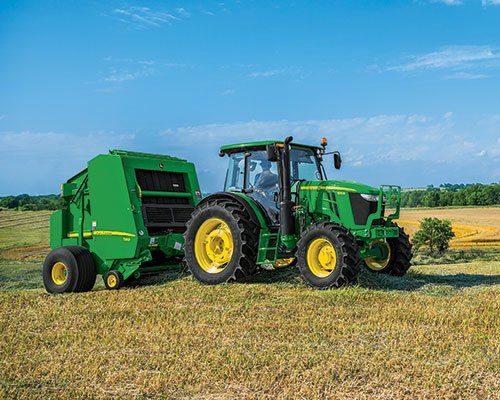 6E Series Utility Tractors Equipment Image