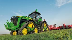 John Deere planting technology