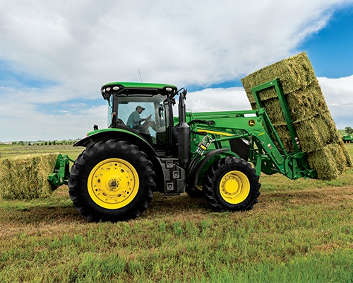 7R Series Tractors Equipment Image