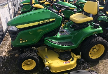 X394 Lawn Tractor