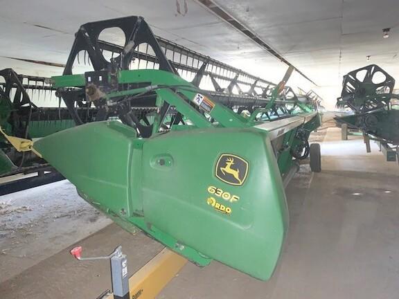 2010 John Deere 630F