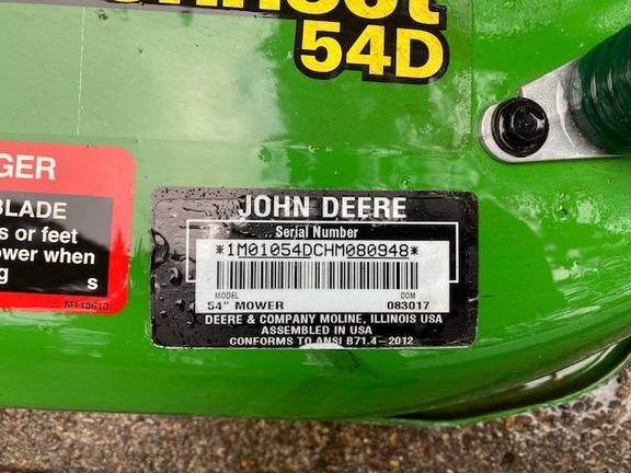 2018 John Deere 1023E