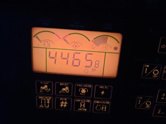 2000 John Deere 8410T