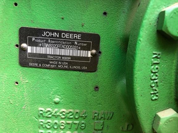 2010 John Deere 8320R