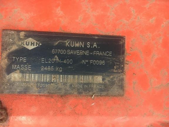 2008 Kuhn EL201H