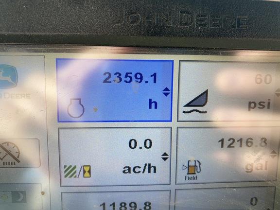 2015 John Deere W260
