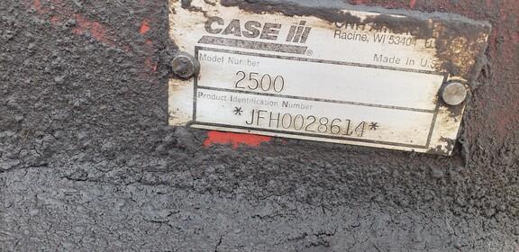 2010 Case 2500