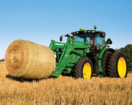 6R Series Tractors Equipment Image