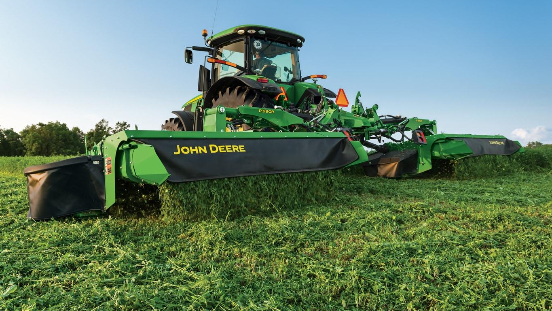John Deere R950R