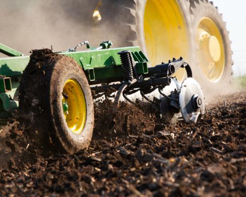 Field Cultivators & Mulch Finishers Equipment Image